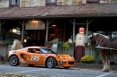 Lotus Elise at the Story Inn