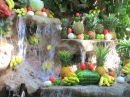Fruit Waterfall