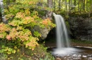 Autumn Color and Scott Falls
