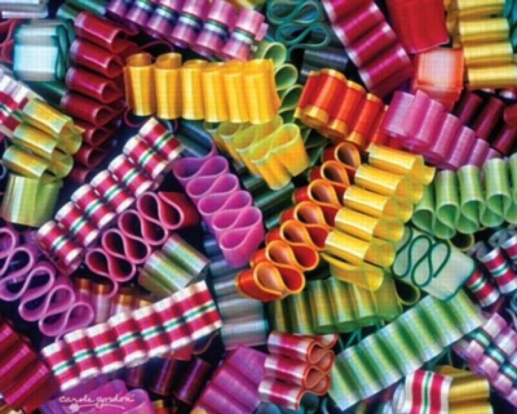 ribbon candy jigsaw puzzle in Andrea Gray puzzles on ...