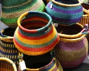 Baskets, Senegal Fair
