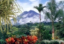 Volcan Arenal, Costa Rica puzzle on TheJigsawPuzzles.com