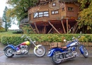 Hairy Bikers at the Treehouse