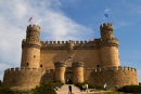 Castillo de Manzanares el Real, Spain