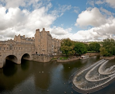 Bath, England jigsaw puzzle in Castles puzzles on ...