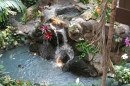 Polynesian Resort Waterfall