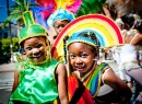 Caribbean Kid Dancers