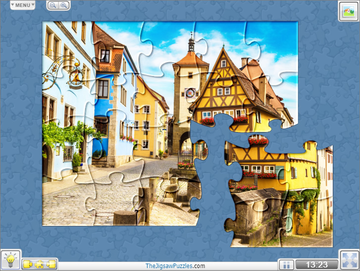 find free puzzle games