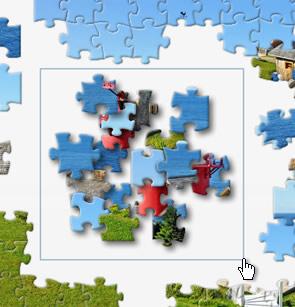 jigsaw puzzle msn